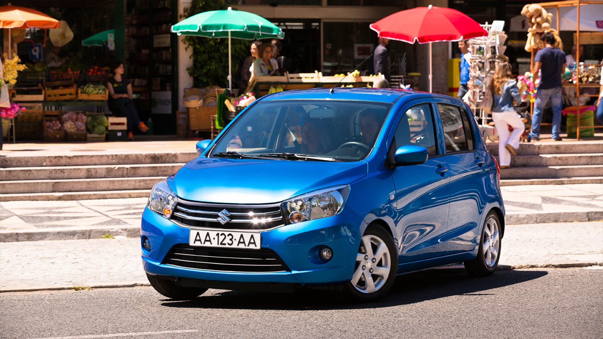 Suzuki-Suzuki Celerio-2